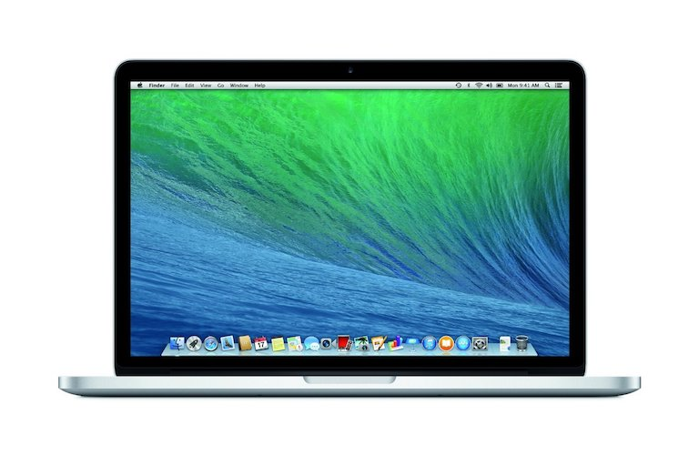 7. Apple MacBook Pro MGX72LL/A 13.3-Inch Laptop with Retina Display