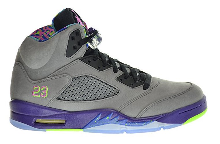 2. NIKE MEN'S AIR JORDAN 5 BEL AIR BASKETBALL SHOE
