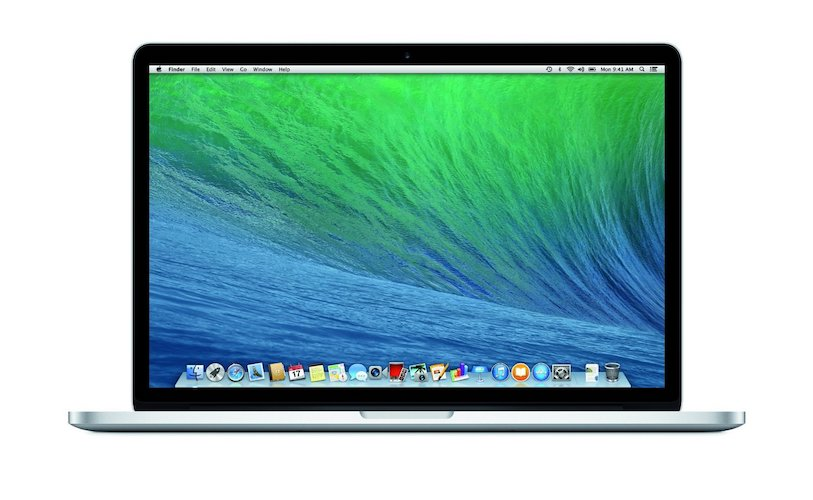 5. Apple MacBook Pro MGXC2LL/A 15.4-Inch Laptop with Retina Display
