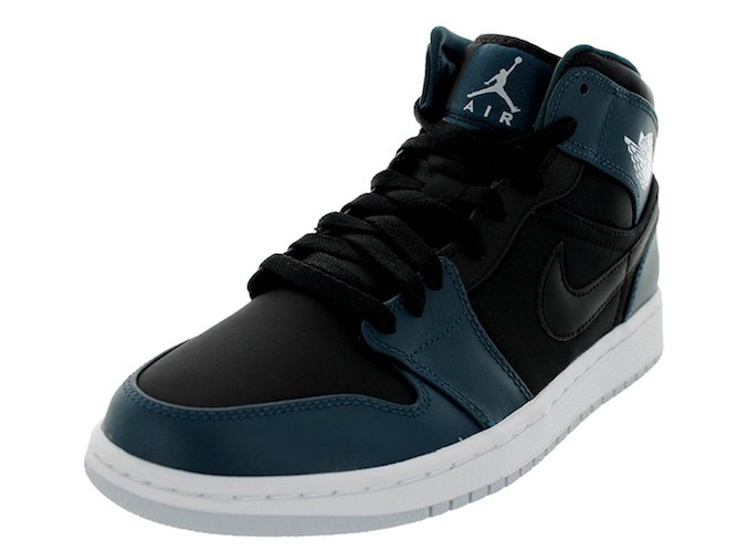 4. NIKE JORDAN MEN'S AIR JORDAN 1 MID BASKETBALL SHOE