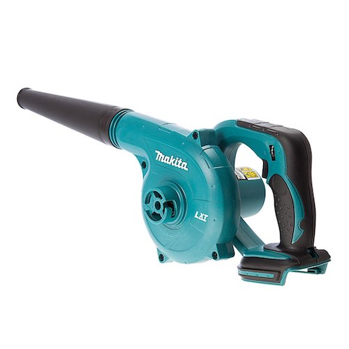 Best Cordless Leaf Blower: 10. Makita DUB182Z 18V LXT Lithium-Ion Cordless Blower