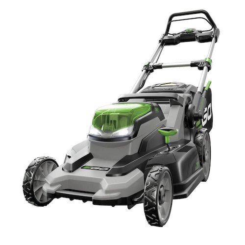 6. EGO Power+ 20-Inch 56-Volt Lithium-ion Cordless Lawn Mower