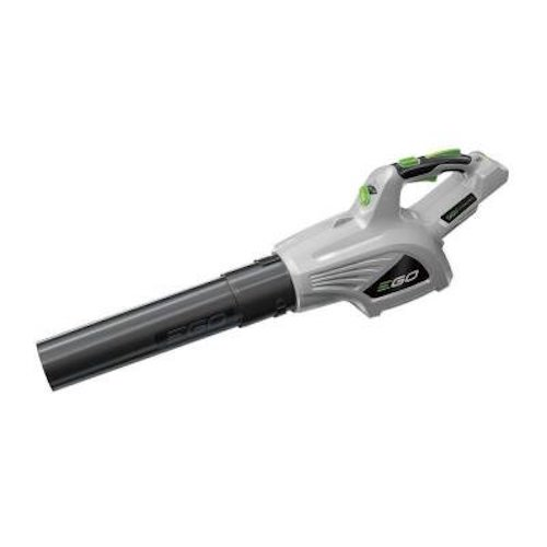 Best Cordless Leaf Blower: 9. EGO Power+ 480 CFM 3-Speed Turbo 56-Volt Lithium-Ion Cordless Electric Blower