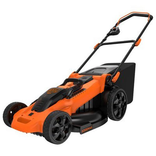 7. BLACK+DECKER CM2040 40V Lithium 3-in-1 Cordless Mower,