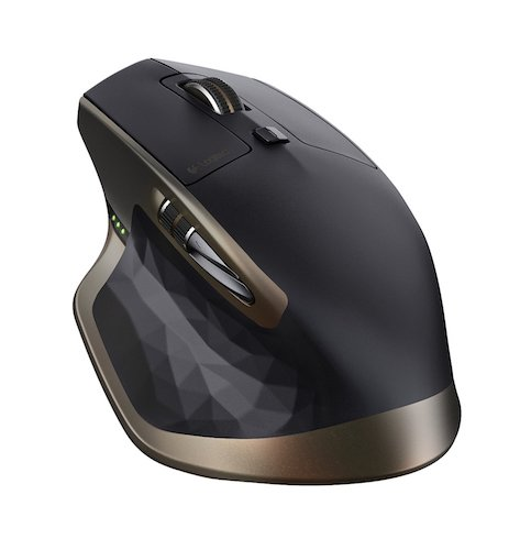 Best Gaming Mouse: 5. Logitech MX Master Wireless Mouse, Large Mouse, Computer Wireless Mouse