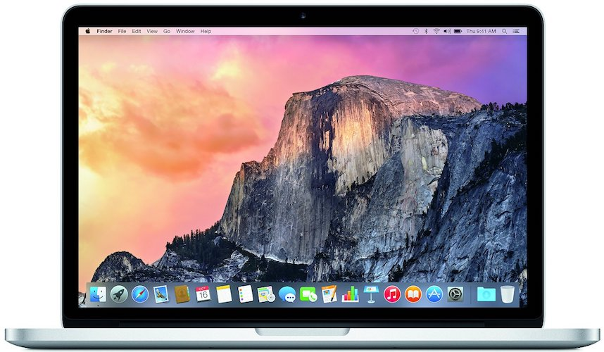 12f2601ef8f Apple MacBook Pro MF840LL A 13.3-Inch Laptop with Retina Display (256 GB  hard drive