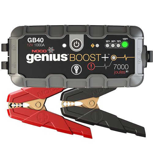 7. NOCO Genius Bo. ost Plus GB40 1000 Amp 12V Ultra Safe Lithium Jump Starter