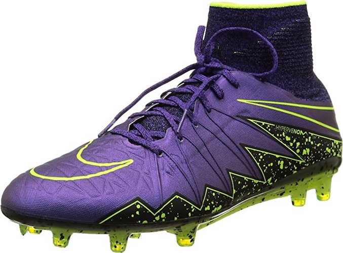 Best High Top Soccer Cleats: 1. Nike Hypervenom Phantom FG