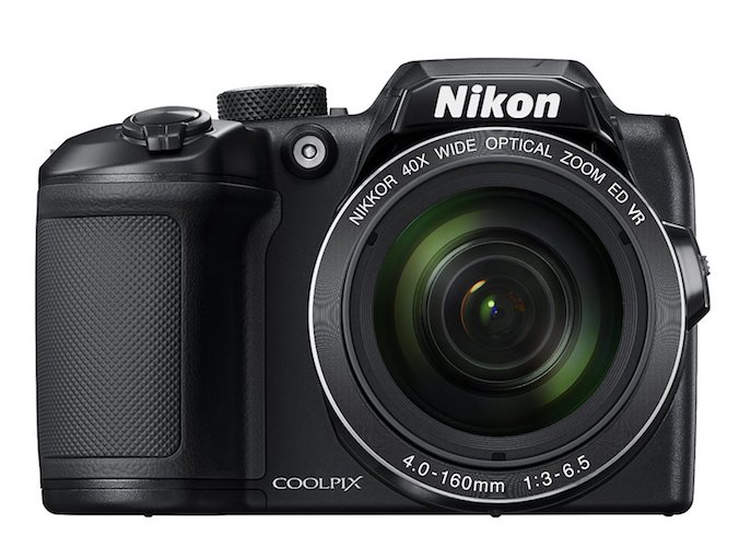 1: Nikon COOLPIX B500 Digital Camera (Black)