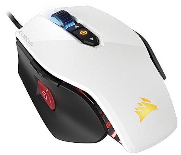 Best Gaming Mouse: 2. Corsair Gaming M65 PRO RGB FPS Gaming Mouse
