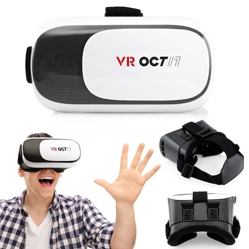 4. OCT 17 Gen VR GOGGLE Headsets