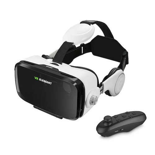 8. VR Headset 3D GOGGLE Glasses