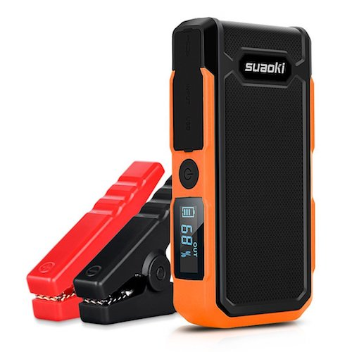 Top 10 Best Portable Jump Starters In 2018 Reviews (Guide)
