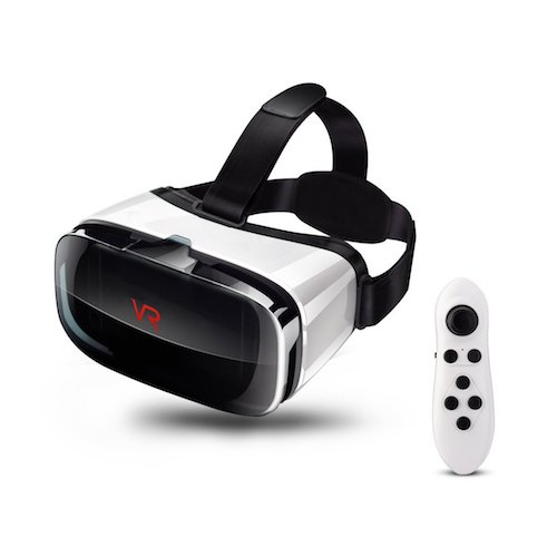7. VR GOGGLE headset