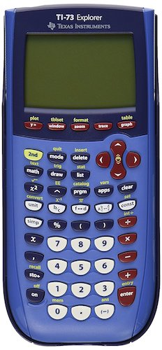 4: Texas Instruments TI-73 Graphing Calculator