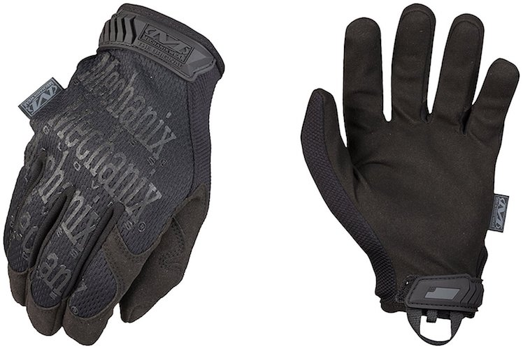Best Tactical Gloves: 9. Mechanix Wear Tactical Original Covert