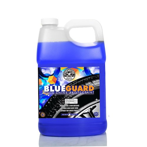Best Tire Shine Spray: 6. Chemical Guys TVD 103 Blue Guard II Premium Dressing