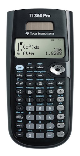 6: Texas Instruments TI-36X Pro Engineering/Scientific Calculator
