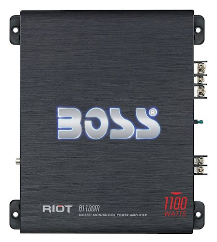 Top 10 Best Car Amplifiers For Subwoofers in 2019 Reviews