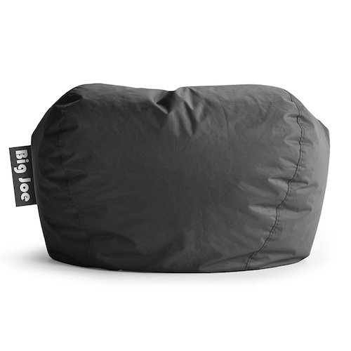 Best Bean Bag Chairs: 1. Big Joe 98-Inch Bean Bag,Limo Black