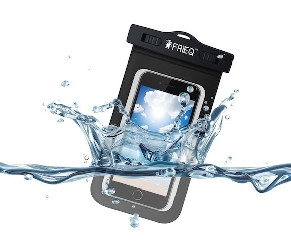 7. FRiEQ Universal Waterproof Case