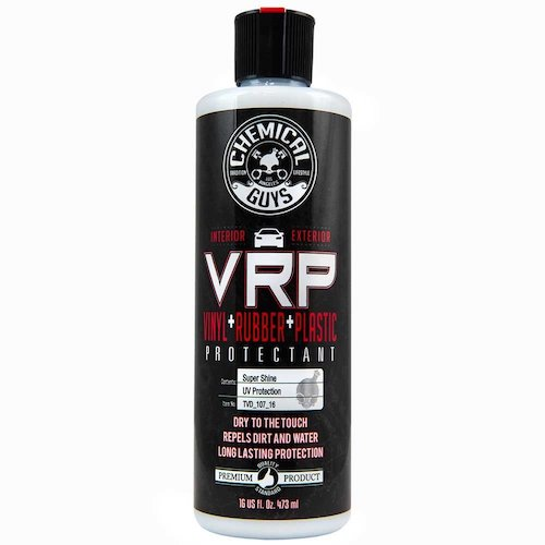 Best Tire Shine Spray: 7. Chemical Guys TVD 107 16 V.R.P Super Shine Dressing