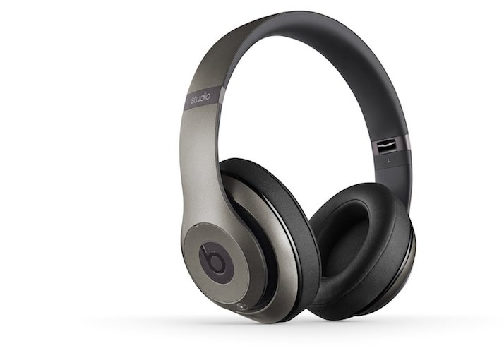 4. Beats Studio Wireless Over-Ear Headphone