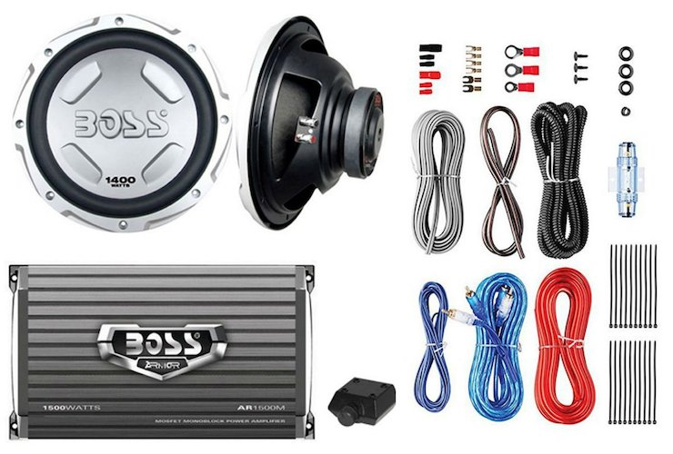 Top 10 Best Car Amps For Subwoofers