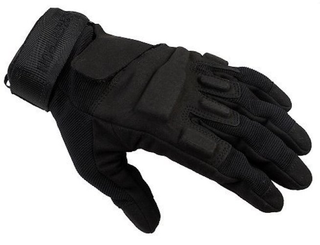 Best Tactical Gloves: 2. Seibertron Men's S.O.L.A.G Special Ops Full Finger Tactical Gloves