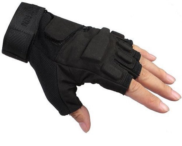 Best Tactical Gloves: 7. Seibertron Men's Black Gloves