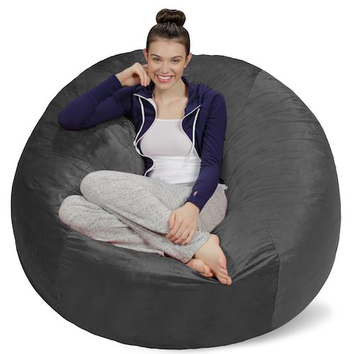 Best Bean Bag Chairs for Adults in 2017 – Top 10  Reviews