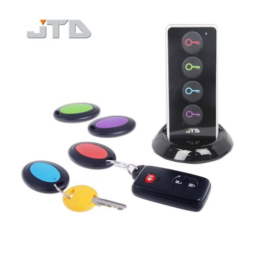 Best Wireless Key Finder: 2. JTD Wireless RF item Locator/Key Finder