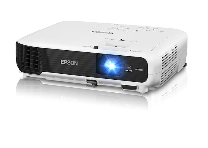 Best Projectors under 500: 1. Epson VS240 SVGA 3LCD Projector 3000 Lumens Color Brightness