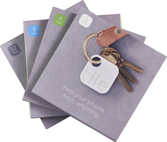 Best Wireless Key Finder: 9. Tile Gen 2