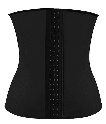 9. IYISS Women Body Shaper Waist Cincher Workout Trainer Corset