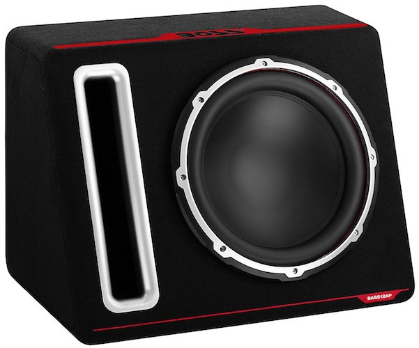 Best Car Subwoofer Amplifier: 4. Boss Audio Systems BASS12APK