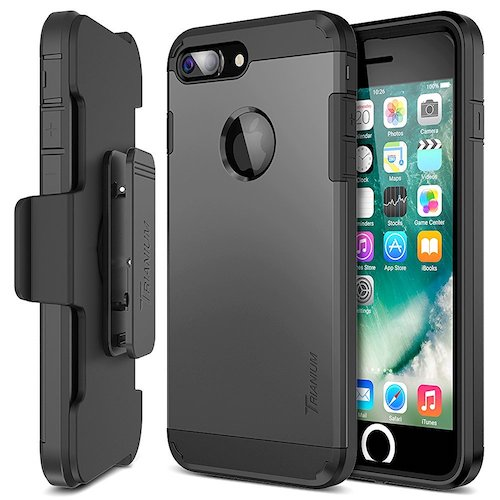 6. Trianium Heavy Duty Protective Case