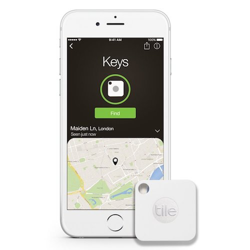 Best Wireless Key Finder: 1. Tile Mate