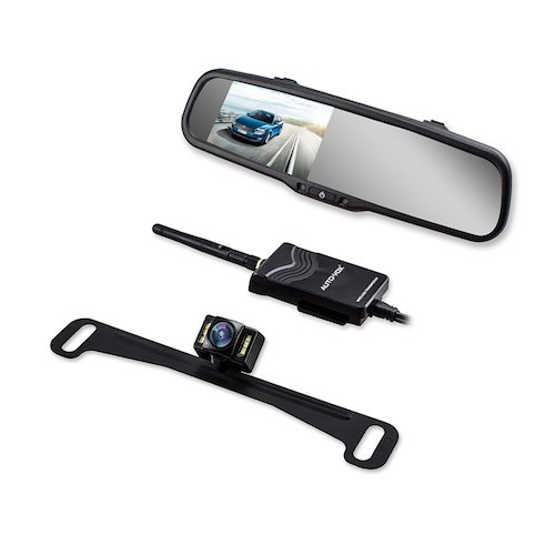 5. AUTO VOX Wireless Backup Camera Kit: Best Car Backup Camera