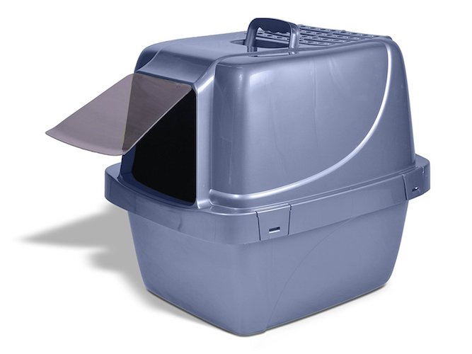 7. Van Ness Sifting Enclosed Cat Litter Pan