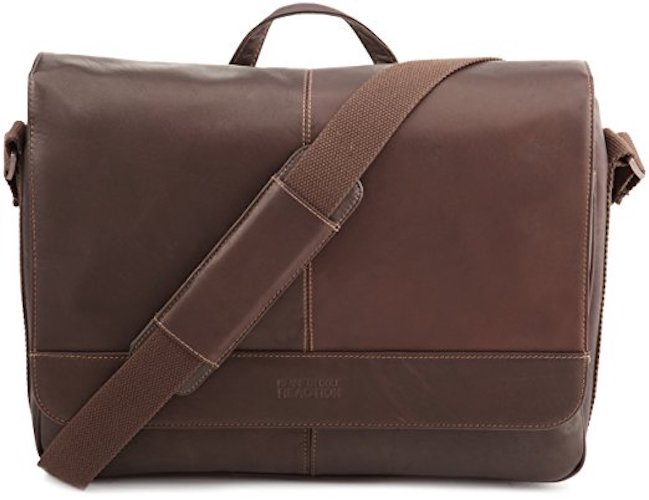 8. Kenneth Cole Risky Business Messenger Bag