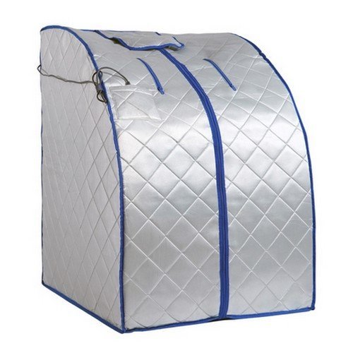 Best Portable Saunas: 2. Far Infrared Portable Sauna+ Negative Ionic Detox
