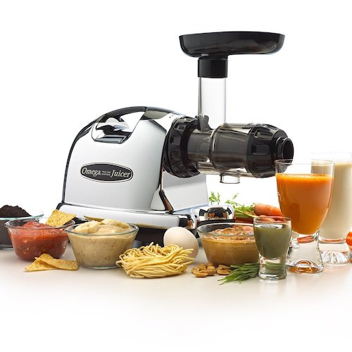 10. Omega J8006 Nutrition Centre Juicer