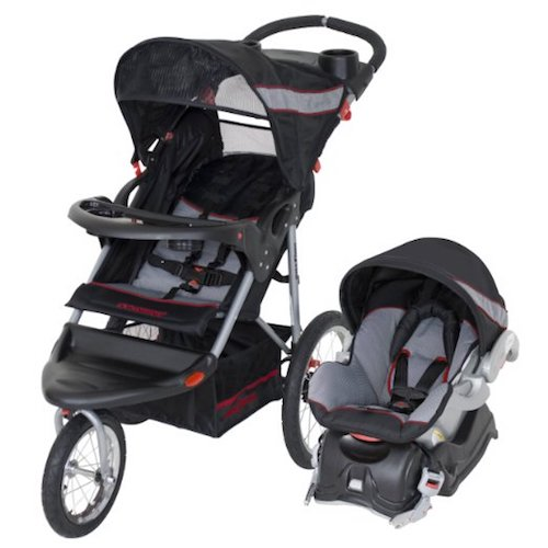 2. Baby Trend Expedition LX Travel System, Millenium