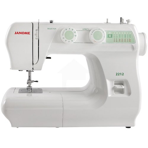 7. Janome 2212 Sewing Machine
