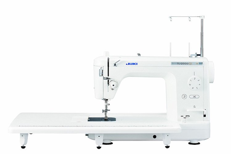 10. JUKI TL-2000Qi Sewing And Quilting Machine