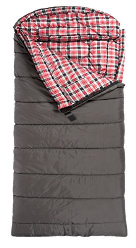 10. TETON Sports Celsius XXL -18C/0F Sleeping Bag; Free Compression Sack Included