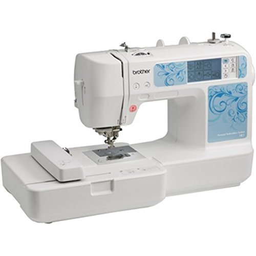 9. Brother HE-1 Computerized Embroidery Machine