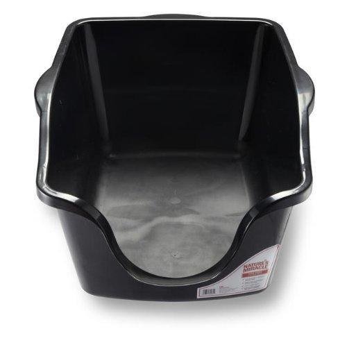 2. Nature's Miracle High-Sided Litter Box (P-82035)