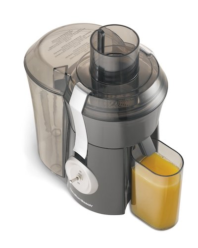 3. Hamilton Beach 67650A Mouth Pro juice extractor